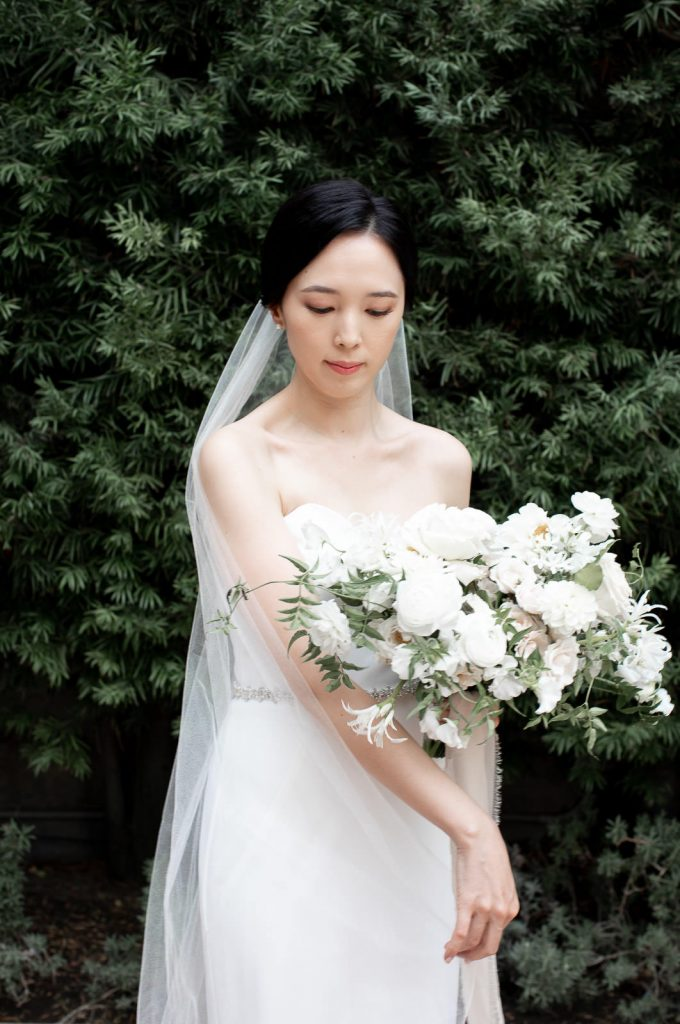 Franciscan Gardens Intimate Wedding Gallery by Boston MA and Los Angeles SoCal Modern and Minimalist Wedding Photographer
